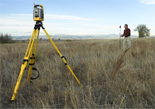 Topographic surveying Houston Texas